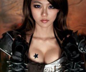 Korean Sexy Cosplay updated -..