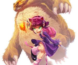 Annie. League Of Legends. [SFW] -..