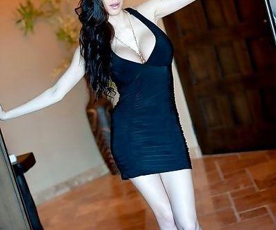 Little black dress is mind..