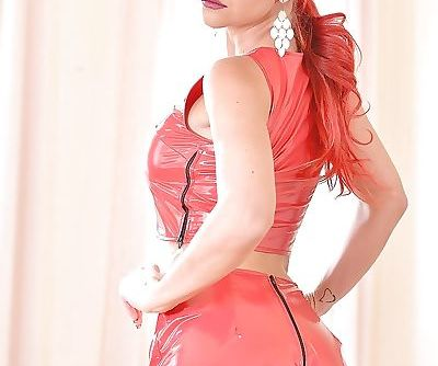 European redhead Roxi Keogh..