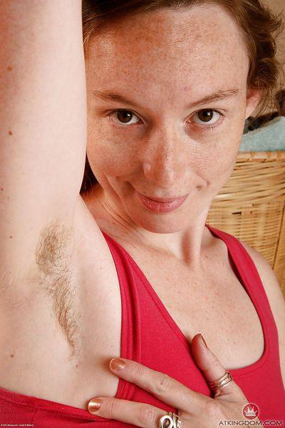 Фото волосатых подмышек и писек женщин 164