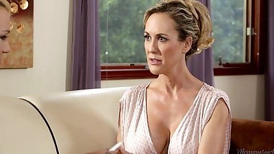 Busty Step-Mother Brandi Love and..