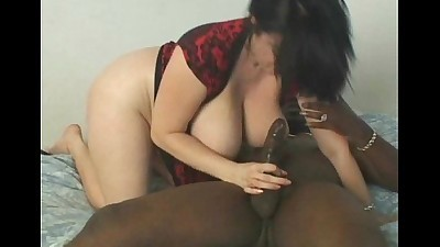 Busty Chubby MILF Sneaks Away To..