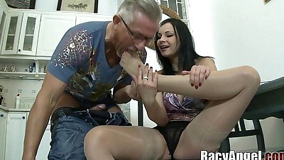 Pleasure by Feet Abbie Cat,..
