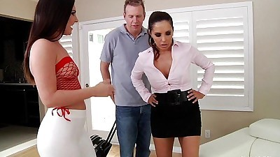 Brittany Shae got her ass fucked..