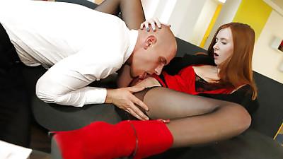 European pornstar Meggie..
