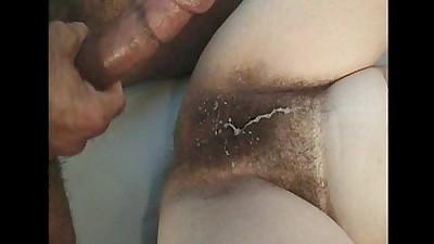 Peloso milf scopata