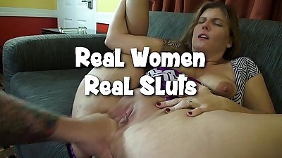MILF Playing with Toys HD