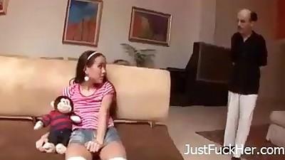 빌어 먹 나 귀여운 작 daughter..