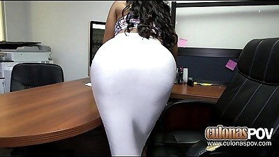 Ebony Wife Fucks Her Boss Jayla..
