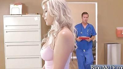 Gorgeous Slut Patient Seduce And..