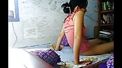Asian Students Homemade Sextape