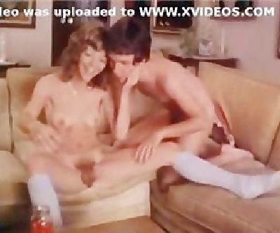 Retro classic sex scene 2