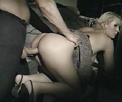 Priest fucks Alba Foster: scene..