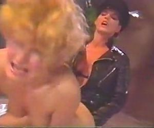 Lili Marlene gets fucked by Erica..