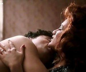 Serena Grandi nude scenes from..