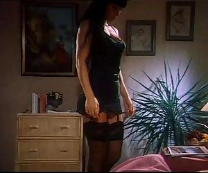 Italian vintage anal porn with..