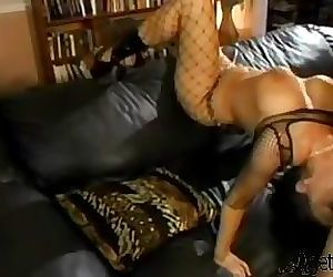 Big Titted Whore gets Throatfucked