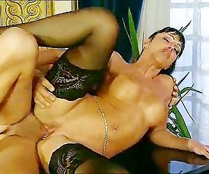 Sexy orgy with hot..