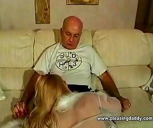 Young Cock Sucking Intern And Old..