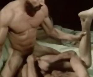 Vintage Porn Star Al Parker Fucks..