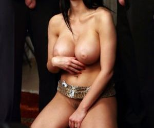 Milf Aletta Ocean is sucking and fucking in a hardcore..