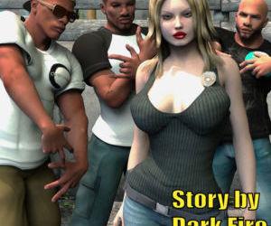 BlacknWhite-3D Parole Officer