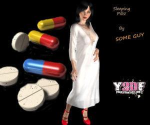 Y3DF- Sleeping Pills