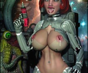 Demongirls & Scifi 3D gallery - part 4