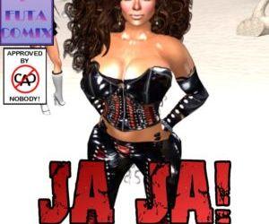 GingerM - Futa Comix #6 - Ja Ja!