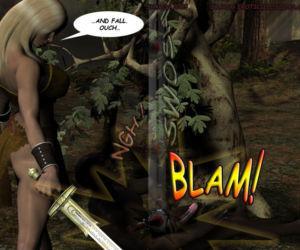 Mistworld graphic novel - part 2