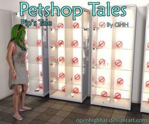 Petshop Tales Pips Tales