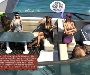 Betty Noir #11 - The Fantasy Island Fiasco - part 2