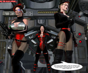 Legion Of Superheroines 29 - 46 - part 8