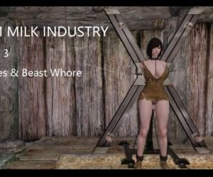 Noah Production - Skyrim Milk Industry - Chapter3 Roof..