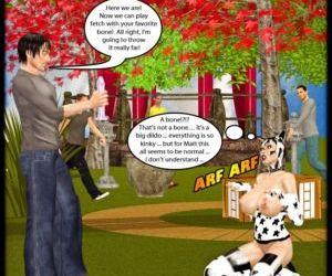 Eva Lust 2 a Good Puppy - part 2