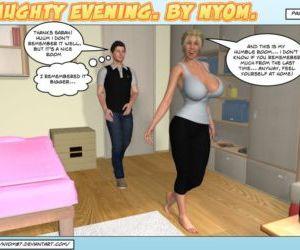 Nyom-Naughty Evening