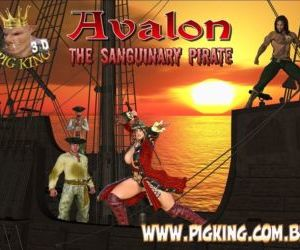 AVALON- THE SANGUINARY PIRATE