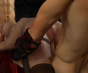 3DZEN - Sonya Emerald - Talisman - part 3