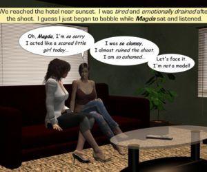 Zasie Internet Girl Ch. 2: Exposure - part 5