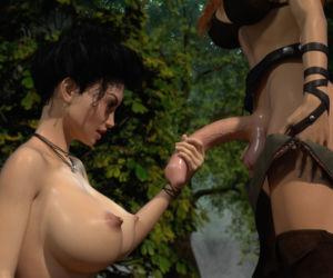 A Barbarians Reward - part 2