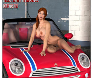 Dubh3d 3d porn RED: CAR TROUBLE Chapter 1