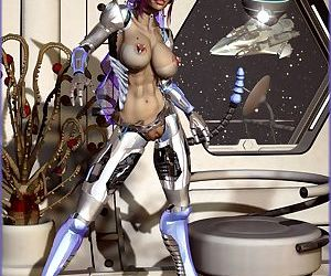 Demongirls & Scifi 3D gallery - part 2