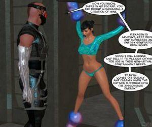 Power Struggle: Catch & Release - part 13