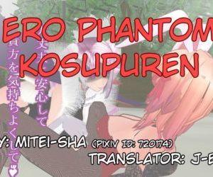 Ero Phantom Kosupuren - part 3