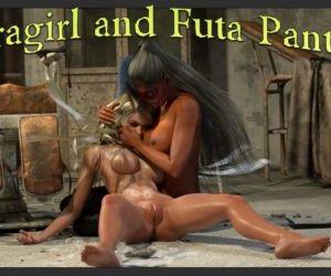 Ultragirl and Futa Panther