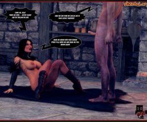 The Legend of Alucardia - part 4
