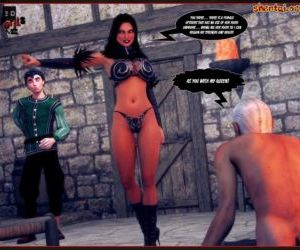 The Legend of Alucardia - part 5