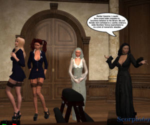 St Anastasia Finishing School- Chap 1: Blu In Peril - part 3