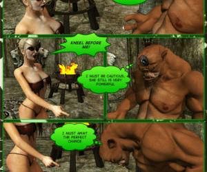 Dada The Jungle Babe - part 13
